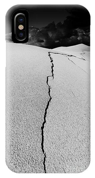 The Crack Of Dawn IPhone Case