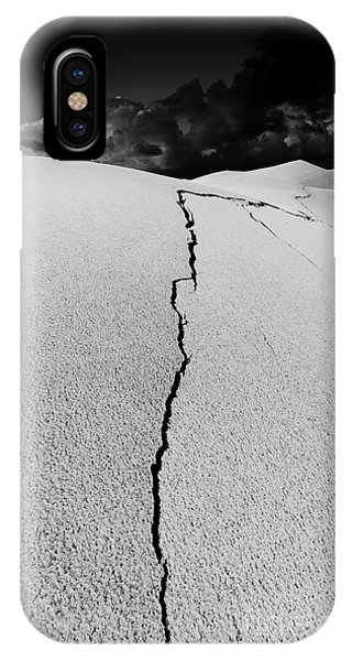 IPhone Case featuring the photograph The Crack Of Dawn by Julian Cook