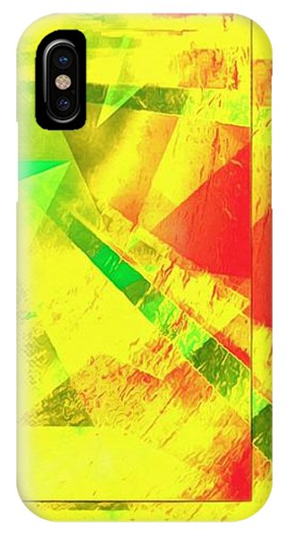The Cross Of Victory IPhone Case