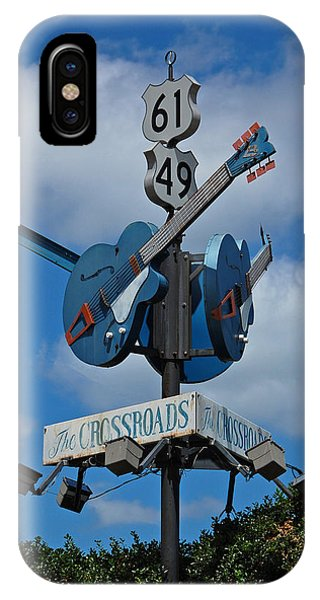 The Crossroads IPhone Case