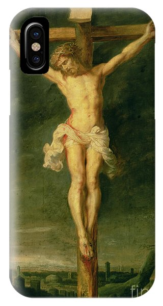 Crucifixion iPhone Case - The Crucifixion by Rubens