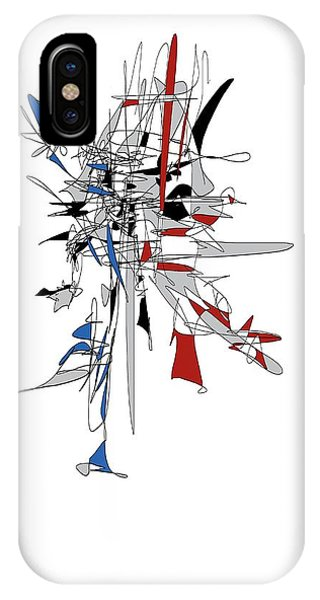 iPhone Case - The Dancers by Bill Linn