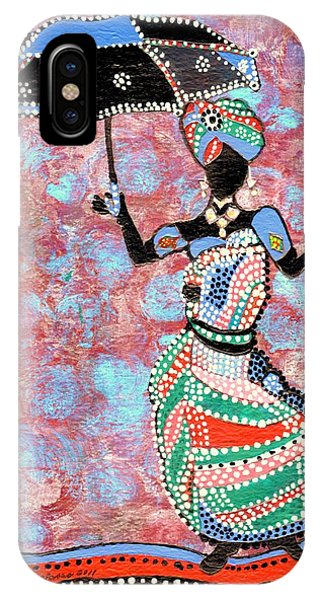 The Dancing Lady IPhone Case
