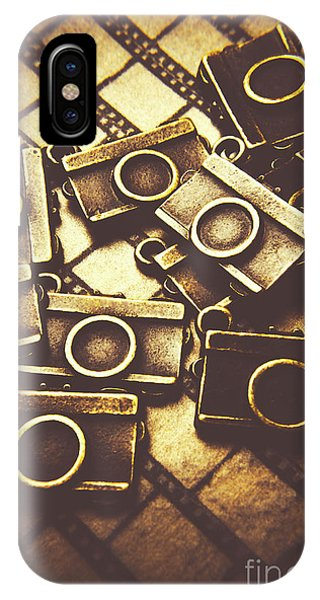 Cameras iPhone Case - The Darkroom Process by Jorgo Photography - Wall Art Gallery