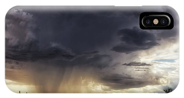 The Day It Rained IPhone Case
