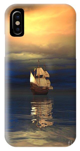 The Deep Blue Sea Phone Case by Sandra Bauser Digital Art