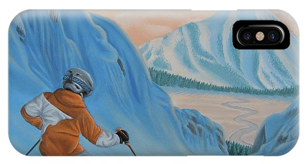 The Descent Beyond IPhone Case