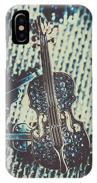 Musical iPhone Case - The Diamond Symphony by Jorgo Photography - Wall Art Gallery