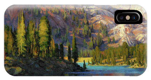 Freed iPhone Case - The Divide by Steve Henderson