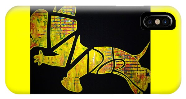 The Djr IPhone Case