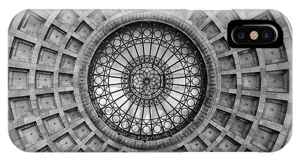 The Dome Bw  IPhone Case