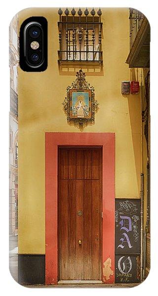 The Door IPhone Case