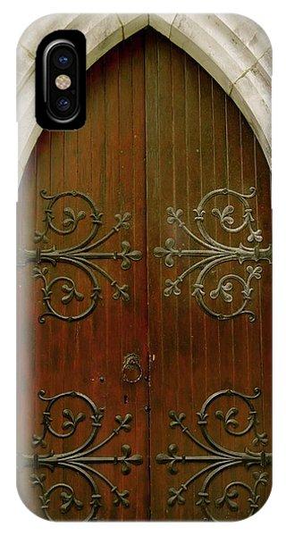 The Door Of Opportunity IPhone Case