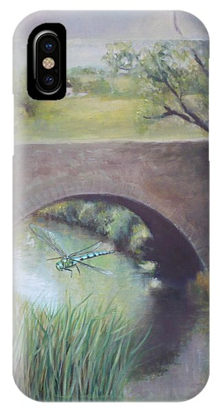 The Dragonfly IPhone Case