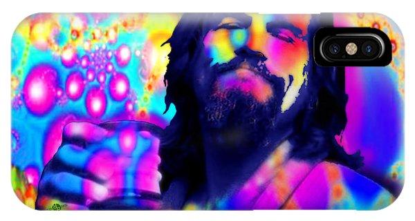 The Dude The Big Lebowski Jeff Bridges IPhone Case