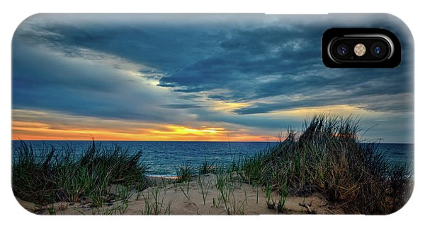 The Dunes On Cape Cod IPhone Case