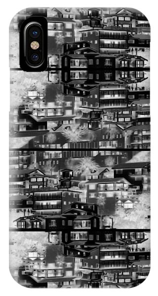 The Dwellings IPhone Case