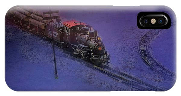 The Early Train IPhone Case