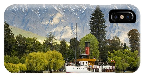 The Earnslaw IPhone Case