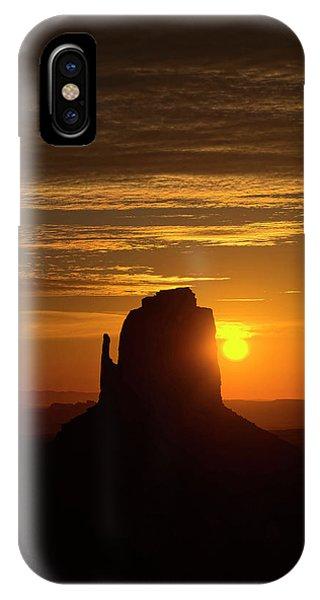 The Earth Awakes IPhone Case