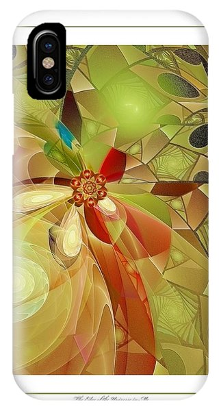 The Edge Of The Universe In Me Phone Case by Gayle Odsather