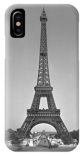 Paris iPhone Case - The Eiffel Tower by Gustave Eiffel