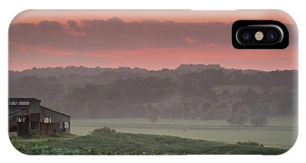 The English Landscape 2 IPhone Case