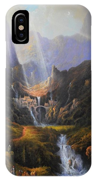 The Epic Journey IPhone Case