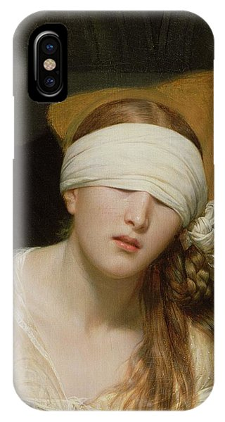 The Execution Of Lady Jane Grey IPhone Case