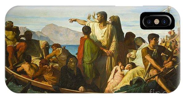 The Exiles Of Tiberias  IPhone Case