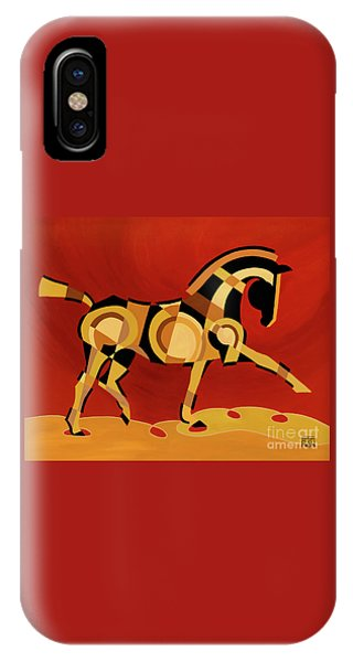 The Extension Of Equus IPhone Case