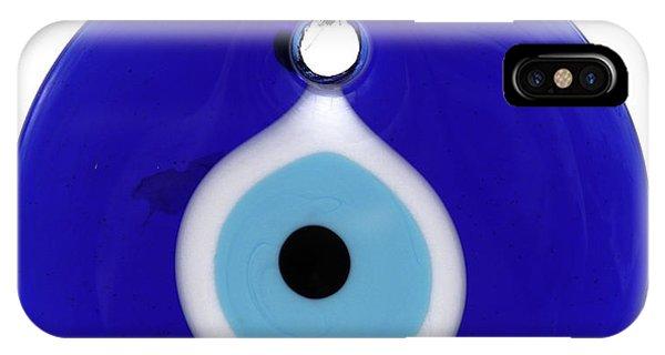 The Eye Against Evil Eye IPhone Case
