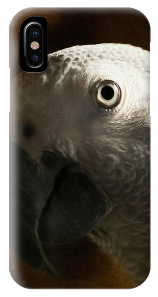 The Eyes Are The Windows To The Soul IPhone Case