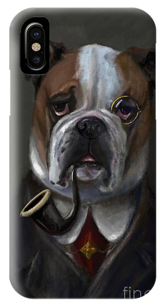 The Fabulous Bentley Phone Case by Stella Violano