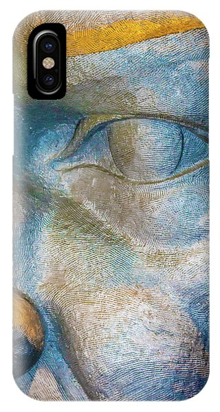 The Face Is A Picture Of The Mind With The Eyes As Its Interpreter. Cicero IPhone Case