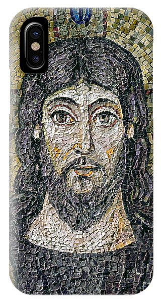 The Face Of Christ IPhone Case
