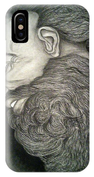 The Face Of God IPhone Case