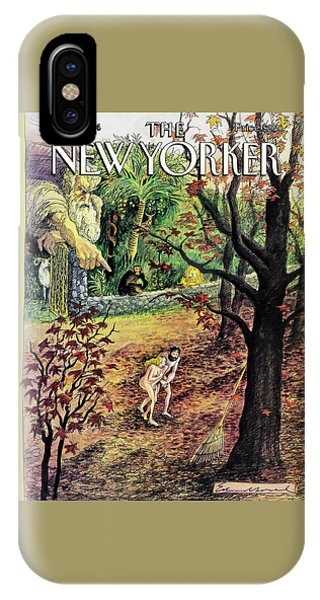 New Yorker October 3rd, 1994 IPhone Case