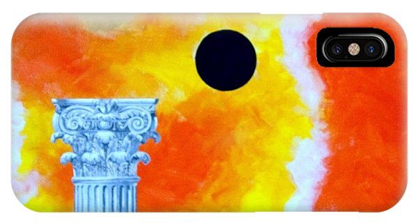 The Fall Of Rome IPhone Case