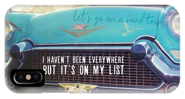 The Famous 57 Seville Quote IPhone Case