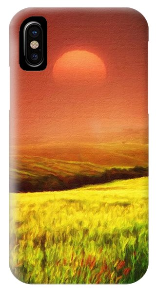 The Fields IPhone Case