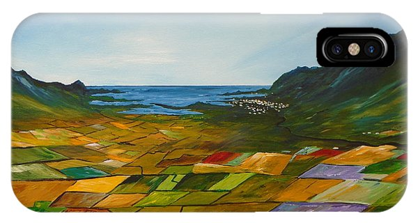 The Fields Of Dingle IPhone Case