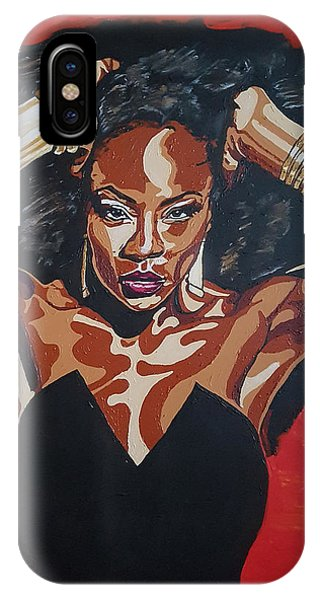 The Fire IPhone Case