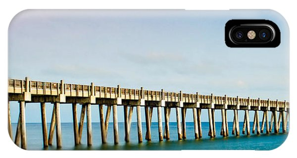 The Fishing Pier IPhone Case