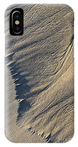 Tidal iPhone Case - The Flight Of Sand by Tim Gainey