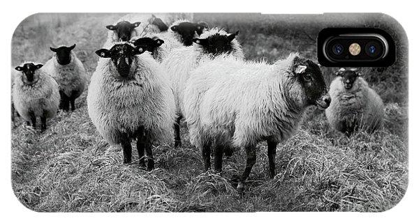 The Flock 1 IPhone Case
