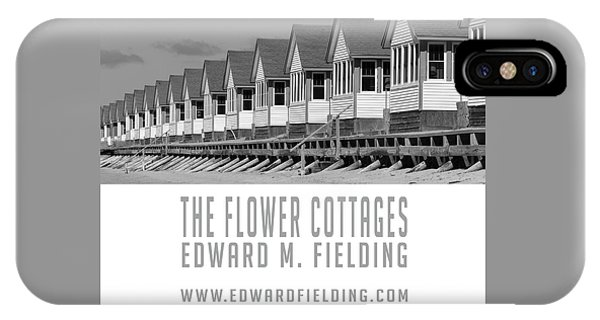 Condo iPhone Case - The Flower Cottages By Edward M. Fielding by Edward Fielding