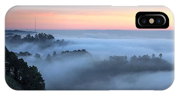 The Fog Kept On Rolling In IPhone Case