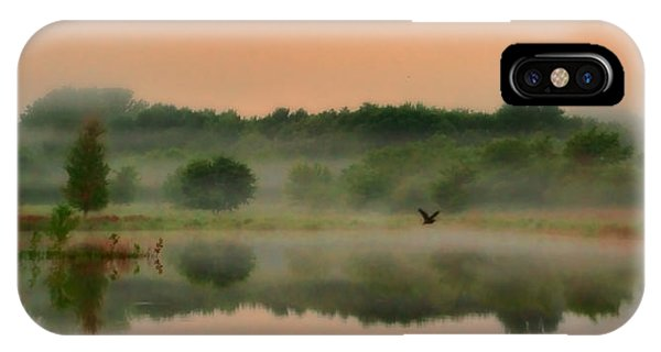 The Fog Of Summer IPhone Case