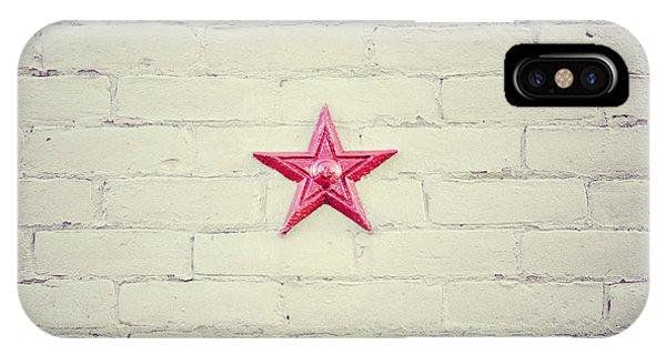 The Folk Star IPhone Case